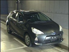 TOYOTA AQUA 2012/SMART ENTRY NAVI READY PACKAGE/NHP10