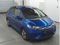 HONDA FIT HYBRID 2013/L PKG/GP5