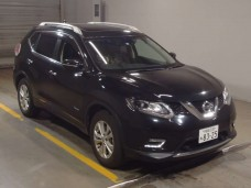 NISSAN X-TRAIL 2015/4WD 20X HV EMERGENCY BRAKE PKG/HNT32