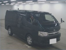 TOYOTA HIACE 2012/LONG DX/TRH200V