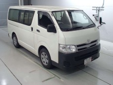 TOYOTA HIACE 2013/LONG DX/TRH200V