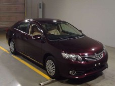 TOYOTA ALLION 2015/A15 G +PACK/NZT260